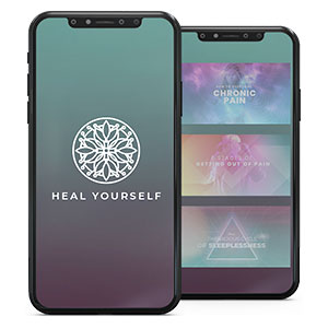 Heal Yourself App by Dawn Cady Alleviate Pain