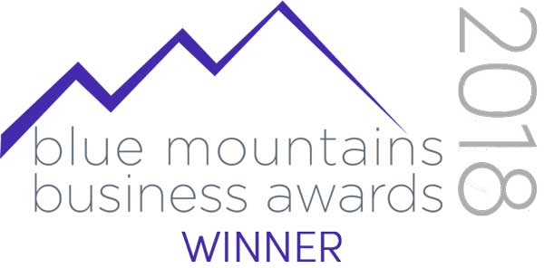 Blue Mountains Business Awards People's Choice Winner 2018